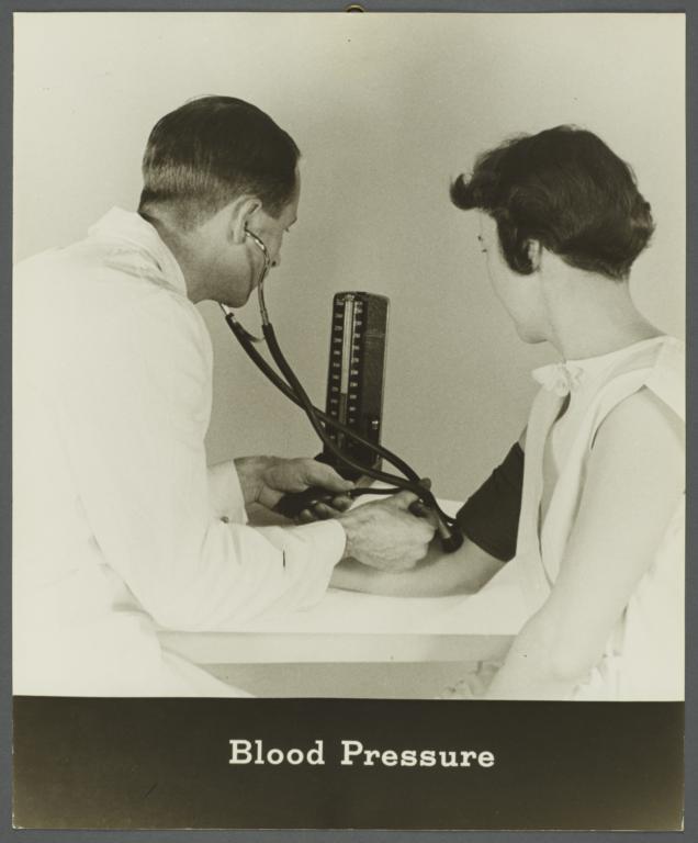 Women's Health Examination Portfolio -- Blood Pressure