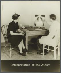 Women's Health Examination Portfolio -- Interpretation of X-Ray