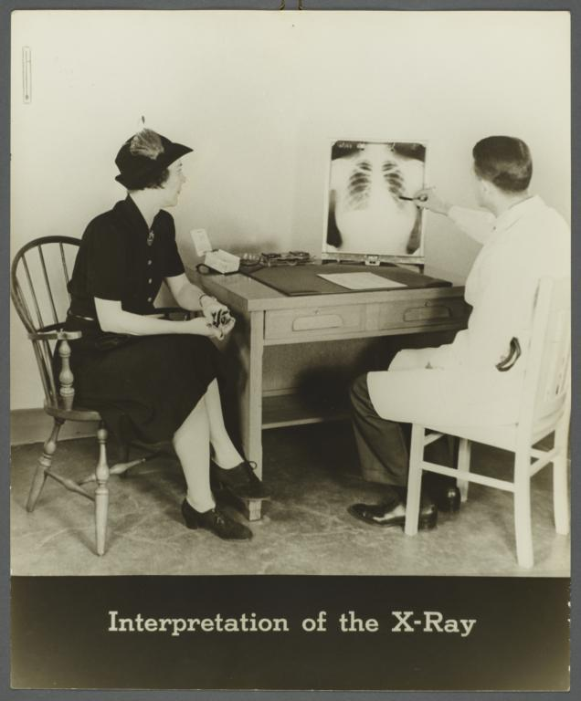 Women's Health Examination Portfolio -- Interpretation of X-Ray