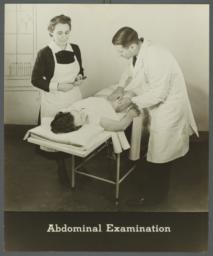 Women's Health Examination Portfolio -- Abdominal Examination