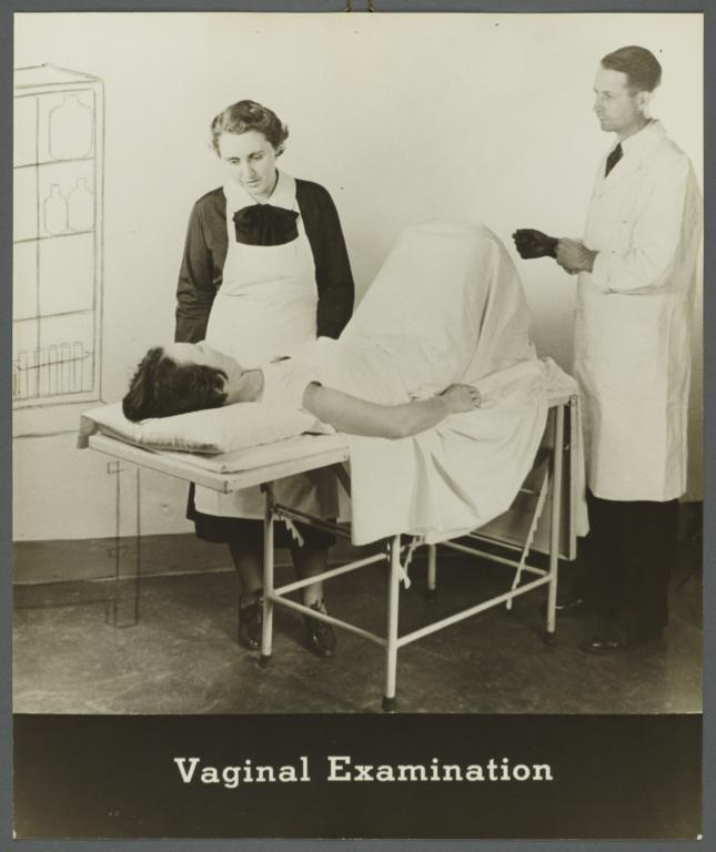Women's Health Examination Portfolio -- Vaginal Examination