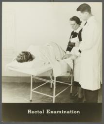 Women's Health Examination Portfolio -- Rectal Examination