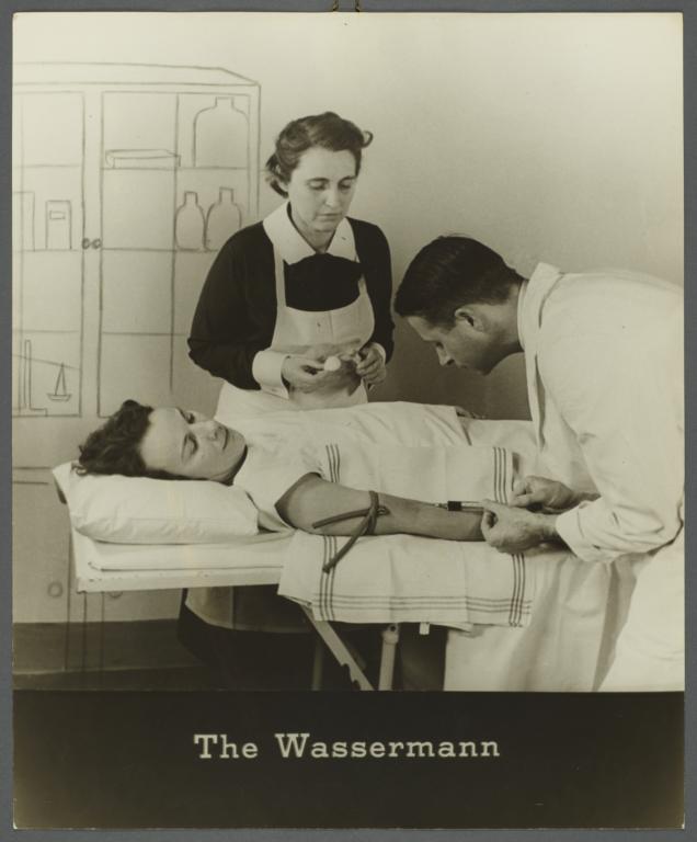 Women's Health Examination Portfolio -- Wassermann