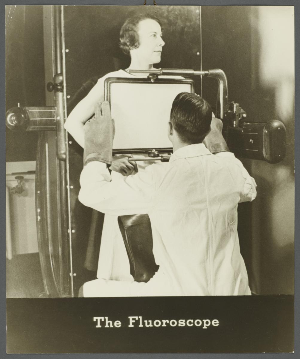 Women's Health Examination Portfolio -- Fluoroscope