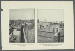 Model of Block on Lower East Side from the Tenement House Exhibition of 1900