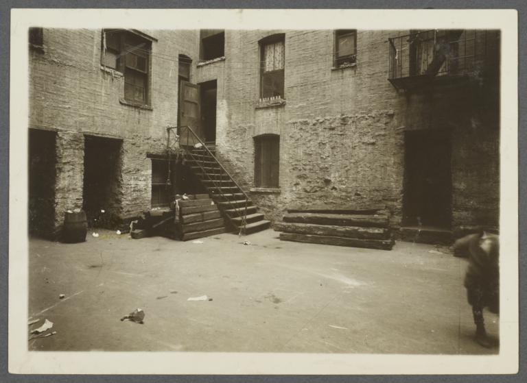 Housing in Bronx
