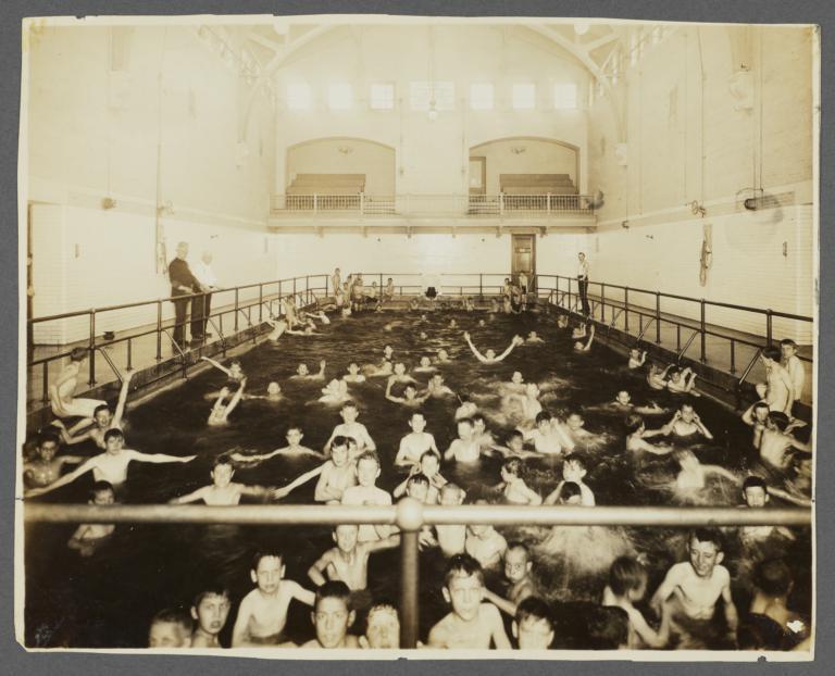 East 23rd Street Indoor Swimming Pool