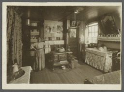 Woman in Tenement