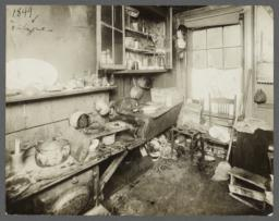 Tenement Interior Falzone Family